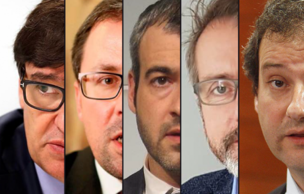 Montaje presidentes empresas PSC