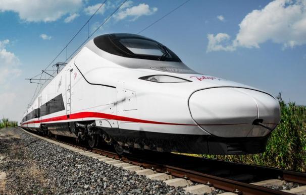 Avril, un nuevo tren de muy alta velocidad de Talgo.