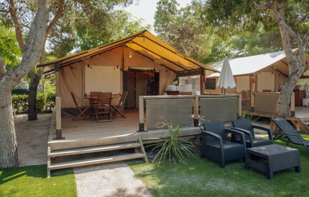 Camping Alannia Resorts Guardamar.