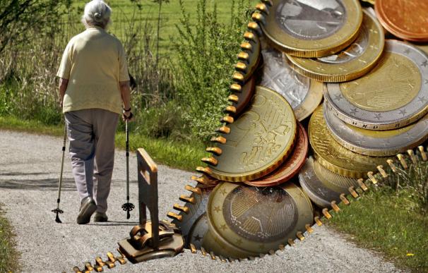 Se acaba la paguilla de los pensionistas