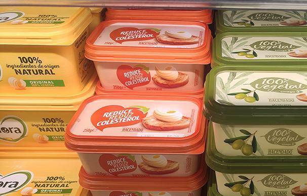 Margarina Reduce Colesterol de Mercadona