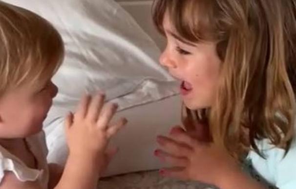 Anna y Olivia, las pequeñas desaparecidas en Tenerife