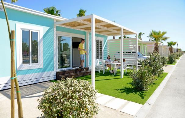 Bungalows de Alannia Resorts Costa Blanca.