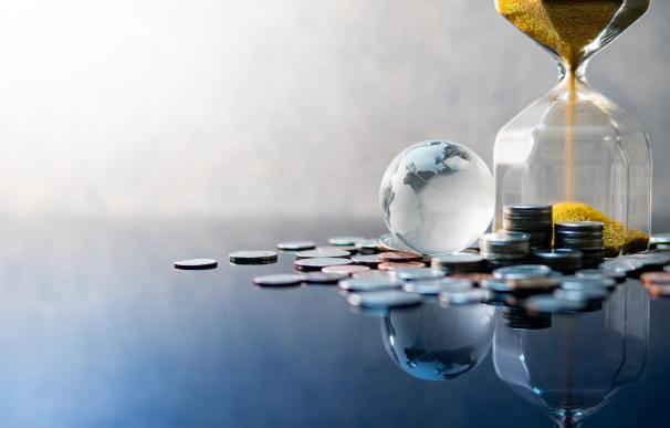 Inversión dinero mundo