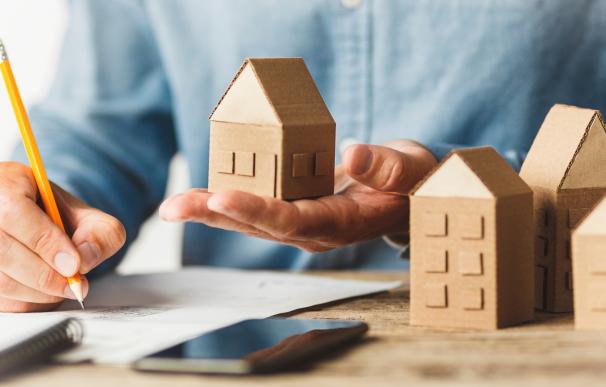 Alquiler de vivienda, casa, inmuebles, hipoteca