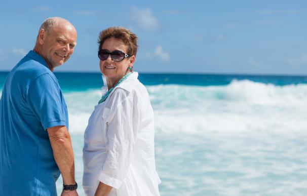 Los pensionistas tienen descuentos especiales en viajes.
