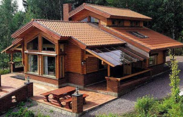 La casa prefabricada Tropical.