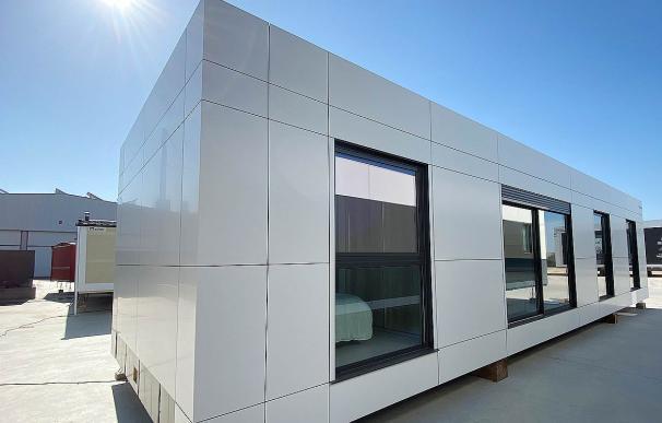 La casa prefabricada Masterclass 63 de LERCASA SL.