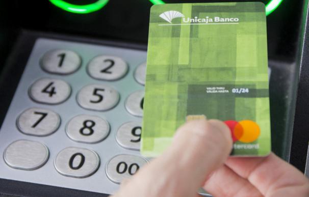 Tarjeta Unicaja Banco