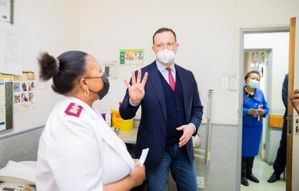 Ministro de Sanidad Alemania