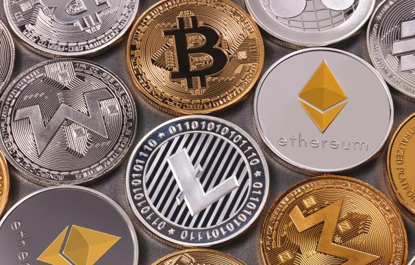 Criptomonedas como Bitcoin o Ethereum