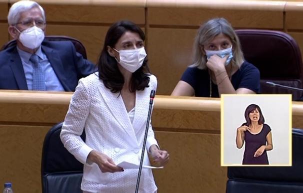 """Llop se enzarza con el PP por el CGPJ: """"Respetamos la separación de poderes"""""""
