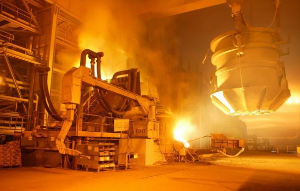 El coste de producir acero se ha disparado por la energía.