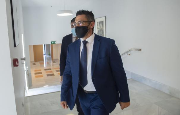 Sergio Ríos, exchófer de Luis Bárcenas