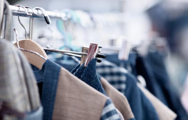 La ropa usada puede venderse a través de app.