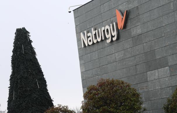 Oficina de Naturgy ubicada en la capital, Madrid, (España), a 26 de enero de 2021.