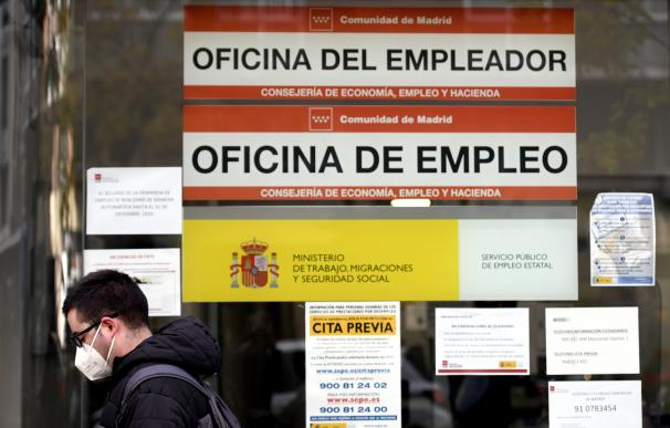 Subsidio Desempleo Paro