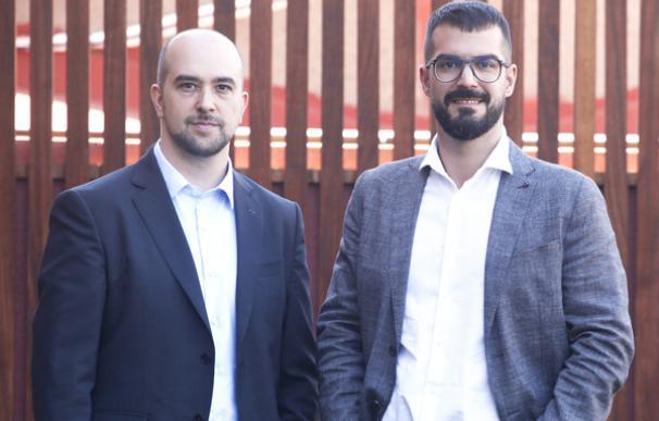 Los dos cofundadores de Signaturit.