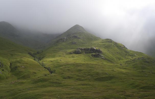 Las Highslands, en Escocia, son uno de los destinos seleccionados.