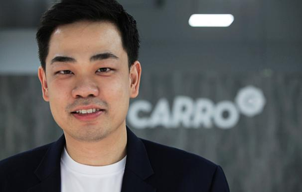 Aaron Tan CEO Carro