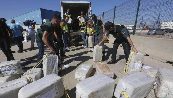 El tráfico de drogas con Covid: blanqueo en el ladrillo y llegada de los mexicanos