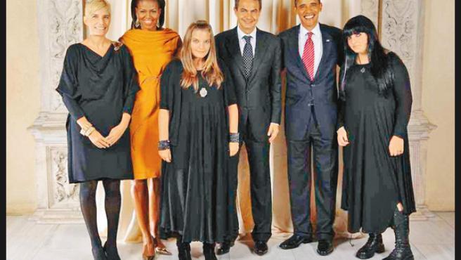 Piden Retirar La Patria Potestad A Zapatero Porque Sus Hijas Están Gordas