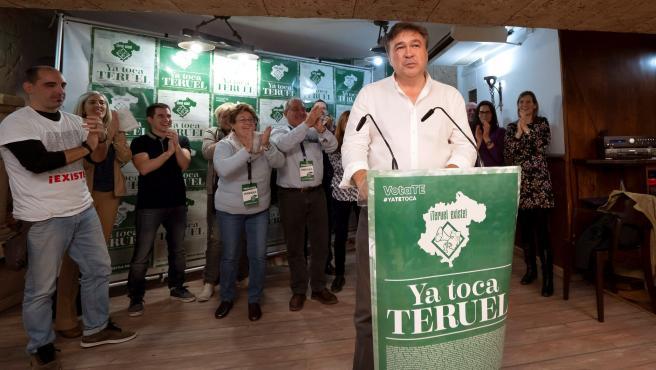 "Congreso Constituyente  ""Ahora toca Aragón"" 5dc896125a363"
