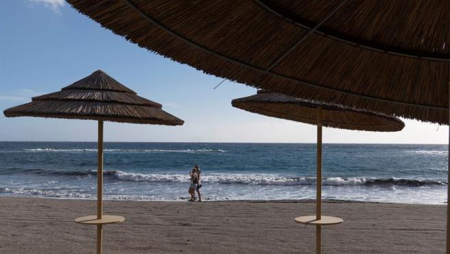 Playa de Tenerife coronavirus