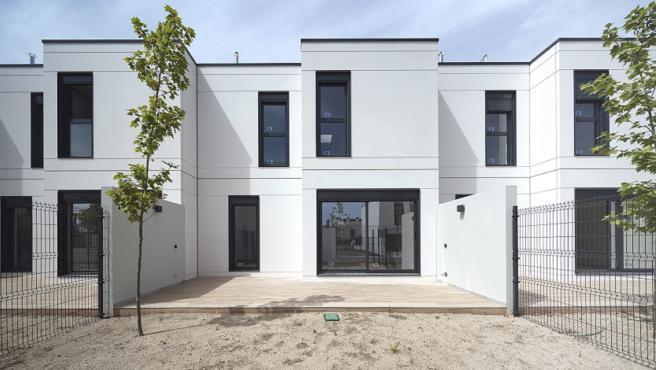 Las viviendas modulares de Homm se construyen en tiempo récord, con un gran diseño y sostenibilidad.