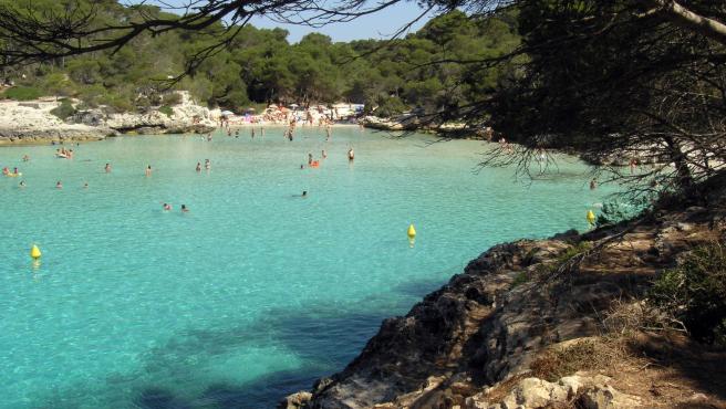 Menorca alberga calas espectaculares.