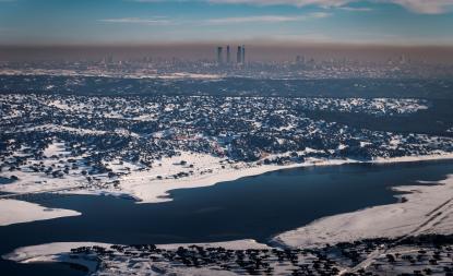 Madrid sufre ahora la polución y reduce la velocidad a 70 km/hora en la M-30