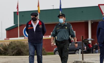 El comisario Villarejo abandona el centro penitenciario de Estremera