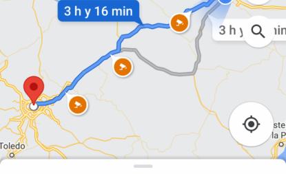 Cómo Google Maps te dice los radares que hay en las carreteras españolas