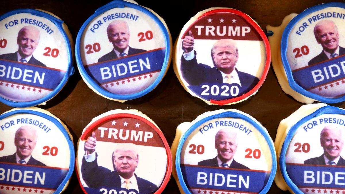 Biden barre en recaudación y gasto en la recta final de las presidenciales de EEUU