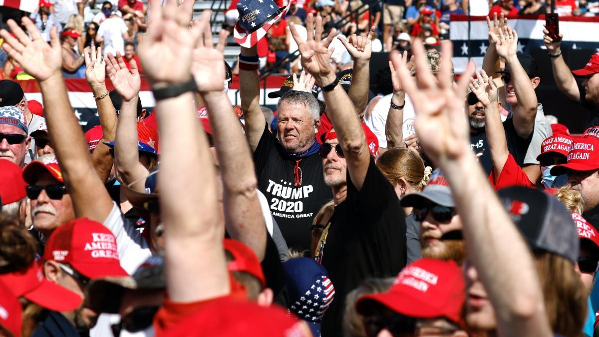 Las últimas encuestas dejan a Biden con ventaja en Estados claves salvo Florida