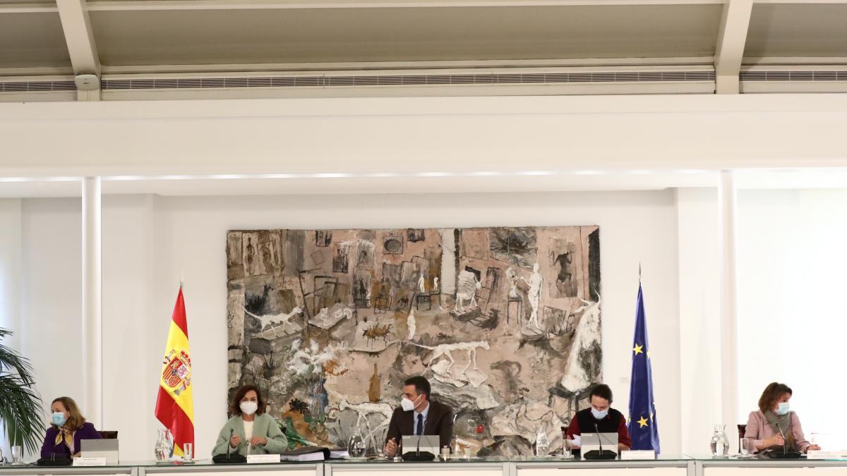 Choque de los ministros de Podemos con Ribera por el alza del precio de la luz