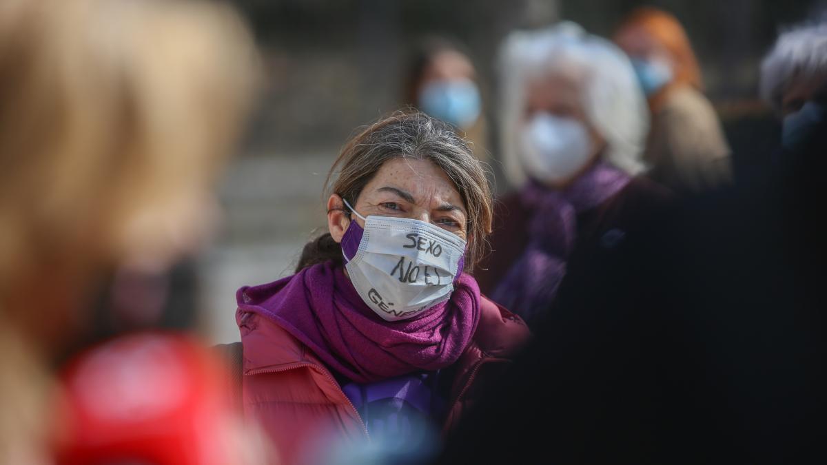 La justicia avala el veto del Gobierno y prohíbe las manifestaciones por el 8M