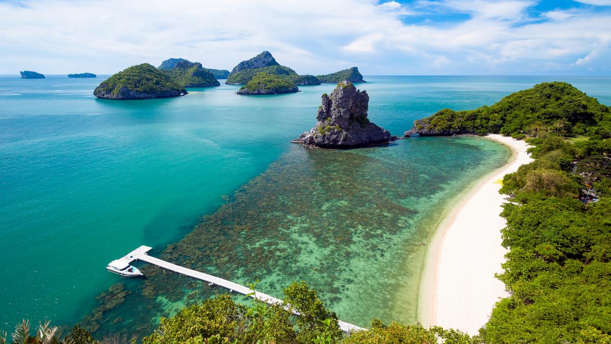 Los 6 lugares asiáticos perfectos para jubilarse: playas, bienestar y vida barata