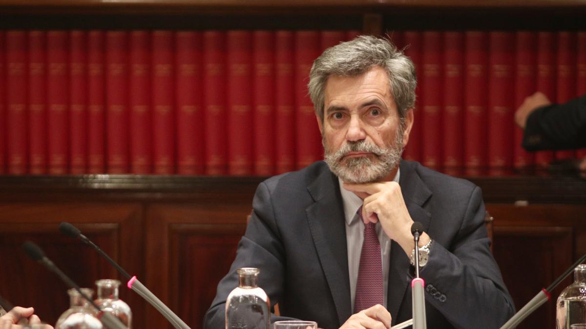 """El CGPJ replica al Consejo de Europa: """"No se persiguen las ideas"""" del 'procés'"""