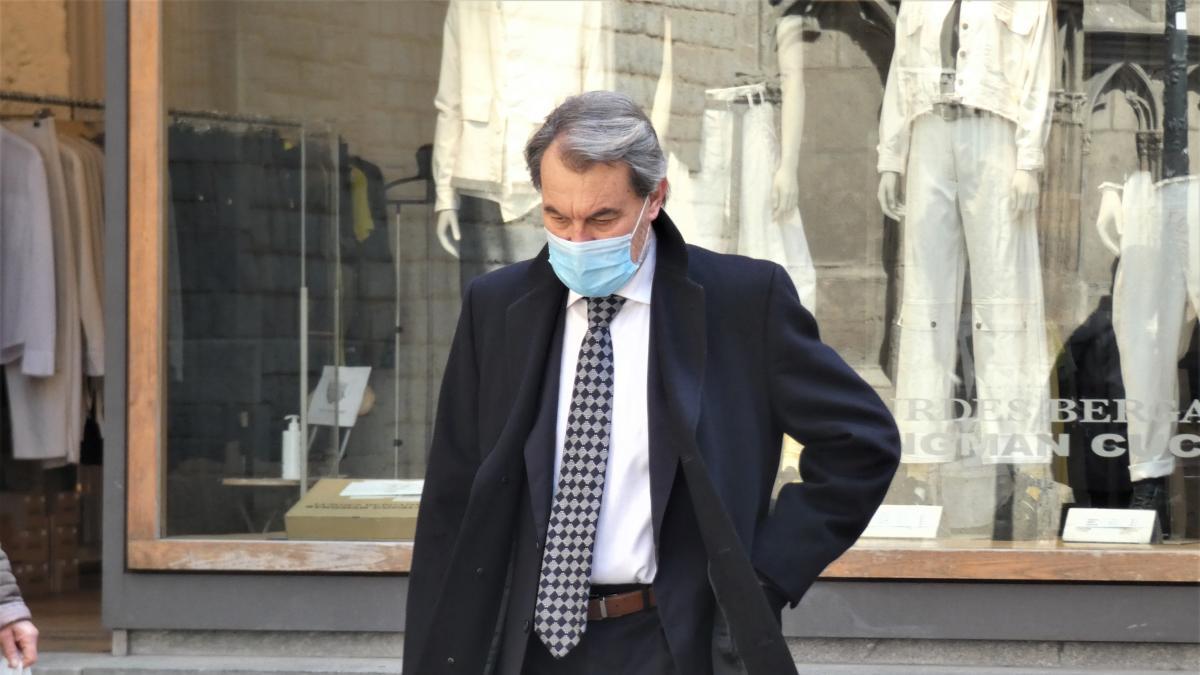 El TC da la razón al Supremo: avala la condena de inhabilitación a Artur Mas