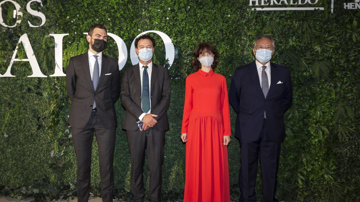 José Joly, Irene Vallejo y News Media Europe ganan los Premios Heraldo 2021