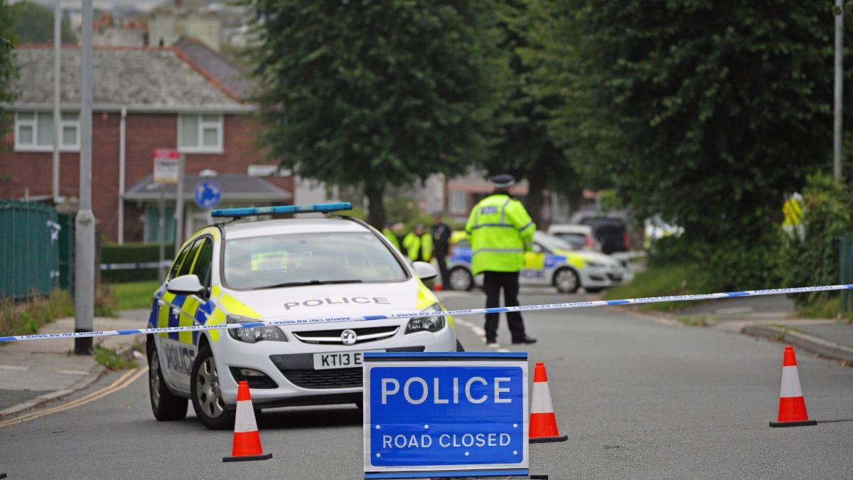 Mueren seis personas en un tiroteo en Plymouth, al suroeste de Inglaterra