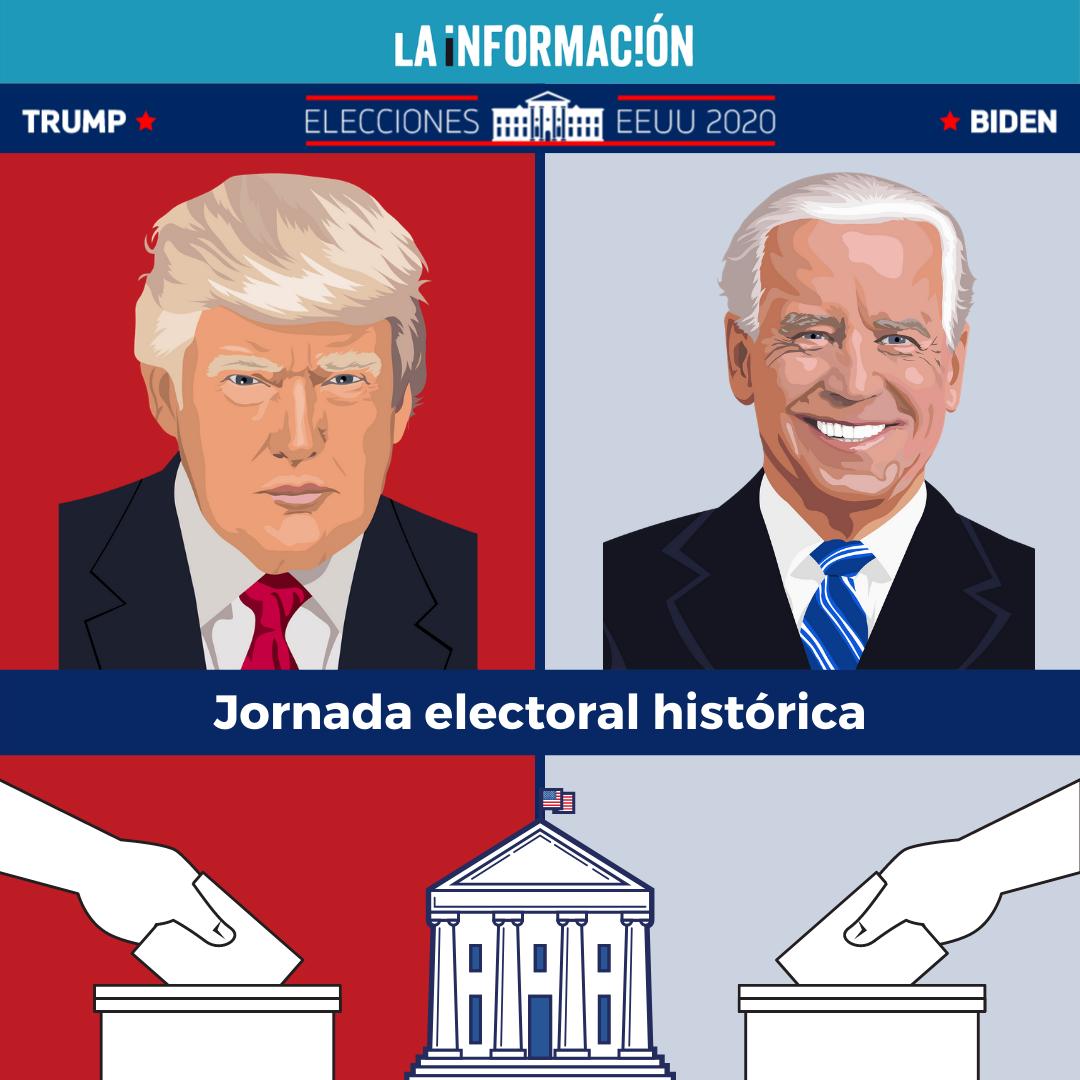 Elecciones EEUU 2020 - cover
